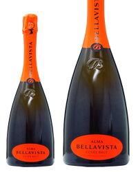 ベラヴィスタ フランチャコルタ キュヴェ ブリュット スパークリングワイン イタリア