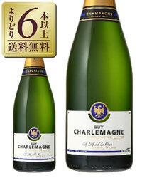 【よりどり6本以上送料無料】 ドメーヌ ギィ シャルルマーニュ シャンパーニュ グラン クリュ ル メニル シュール オジェ レゼルヴ ブラン ド ブラン NV 750ml RMシャンパン シャンパン フランス