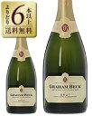 【あす楽】【よりどり6本以上送料無料】 グラハム ベック ブリュット 750ml 南アフリカ スパークリングワイン