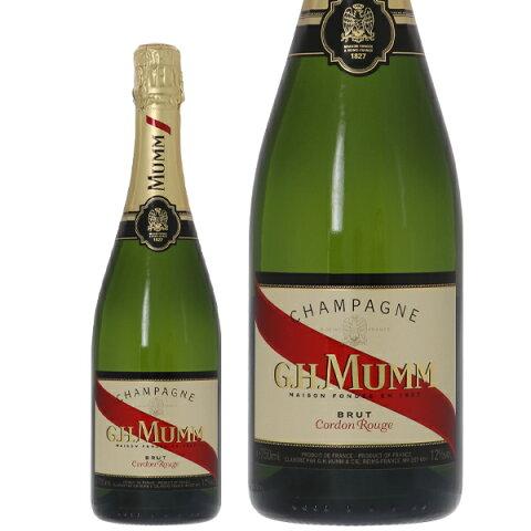 マム コルドン ルージュ ブリュット 750ml 並行 シャンパン シャンパーニュ フランス
