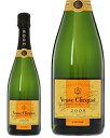 ヴーヴ クリコ ポンサルダン(ヴーヴ・クリコ)(ヴーヴクリコ)(ブーブクリコ) ヴィンテージ 2008 正規 750ml シャンパン シャンパ..