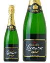【あす楽】ランソンブラックラベルブリュット750ml並行シャンパンシャンパーニュフランス