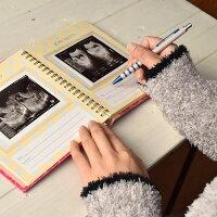 アルバムマークスマンマミーMOMmaMEハッピーマタニティアルバムエコー写真写真入れマタニティ妊娠出産アルバム赤ちゃんベビー記録スクラップポケットエコー思い出成長誕生