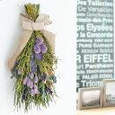 ドライフラワー スワッグ ベルフルール ジョリー BELLES FLEURS JOLIE おしゃれ 花束 ギフト クリスマス プレゼント スワッグ 新築祝い 引越し祝い ブーケ 結婚祝い 北欧 開店祝い 開業祝い 内祝い 玄関 インテリア 花