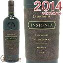ジョセフ フェルプス インシグニア 2014正規品 赤ワイン/辛口/フルボディ 750mlJoseph Phelps Vineyards Insignia 2014