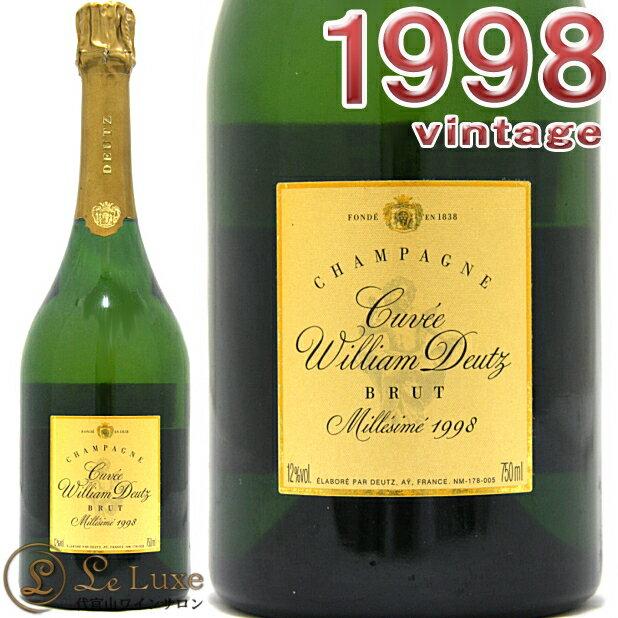 キュヴェ・ウイリアム・ドゥーツ / [1988] 【シャンパン(泡物)】 ドゥーツ