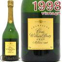 ドゥーツ・キュヴェ・ウィリアム[1998]シャンパン/辛口/白 [750ml]Deutz Cuvee William 1998
