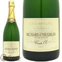 リシャール シュルランブリュット カルト ドール NV 正規品シャンパン 白 発泡 辛口 750mlRichard Cheurlin Brut Carte d'Or NV