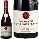 ショッピングarc 2015 ブルゴーニュ オート コート ド ニュイ ルージュ フランソワ ラマルシュ 赤ワイン 辛口 750ml Francois Lamarche Bourgogne Hautes Cotes de Nuits Rouge