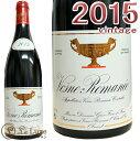 グロ フレール エ スールヴォーヌ ロマネ 2015 赤ワイン 辛口 750mlDomaine GrosFrere et Soeur Vosne Romanee 2015