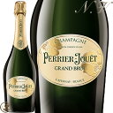 NV グラン ブリュット ペリエ ジュエ シャンパン 辛口 白 750ml Perrier Jouet Grand Brut