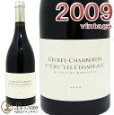 オリヴィエ・バーンスタイン ジュヴレ・シャンベルタン・プルミエ・クリュレ・シャンポー[2009][正規品] 赤ワイン/辛口[750ml]Olivier Bernstein Gevrey Chambertine 1er Cru Les Champeaux 2009