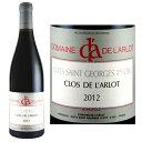 ドメーヌ・ド・ラルロ ニュイ・サン・ジョルジュ・1er・クリュ・クロ・ド・ラルロ[2012]赤ワイン/辛口[正規品][750ml]Domaine de L'Arlot Nuits Saint Georges 1er Cru Clos de L'Arlot 2012