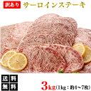 サーロインステーキ 訳あり サーロイン 3kg 送料無料 牛肉 肉 ステーキ 焼き肉 bbq バーベ...