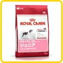 ROYALCANIN ミディアム ジュニア 4kg【ロイヤルカナン】【中型犬(10kg以下)】【生後2〜12ヶ月齢】【正規品】