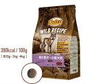 ニュートロ ワイルド レシピ 超小型犬〜小型犬用 成犬用 鹿肉 4kg【Nutro】【WILD RECIPE】【正規品】