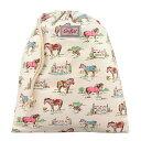 【 メール便 送料無料 】Cath Kidston/Cath Kids/巾着/KIDS DRAWSTRING WASH BAG