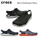 クロックス CROCS 203963 メンズ スウィフトウォーターウェーブ SwiftwaterWave サンダル