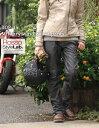 摩托車騎士服 - Rosso (ロッソ) ROP-15 レディースミリタリーウィンドガードパンツ