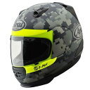 6月1日AM9時59分まで!!スマホエントリーでポイント10倍!! ARAI (アライ) Rapide-IR (ラパイドIR) Mimetic (ミメティック) 東単オリジナル ヘルメット