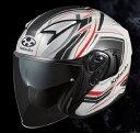 (ヘルメット バイク) OGK KABUTO (オージーケーカブト) EXCEED (エクシード) CLAW (クロウ クロー) パールホワイト XL