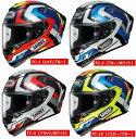 (ヘルメット バイク) Shoei (ショウエイ) X-Fourteen (X-14 X14 Xフォーティーン) Brink (ブリンク) ヘルメット (ピンロックシート付属) (欠品あり 次回入荷予定未定)