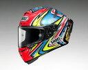 (ヘルメット バイク) Shoei (ショウエイ) X-Fourteen (X-14 X14 Xフォーティーン) Daijiro (ダイジロウ ダイジロー 加藤大治郎) ヘルメット TC-1 レッド/ブルー (ピンロックシート付属) (予約商品 入荷予定未定)