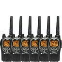 MIDLAND ミッドランド GXT1000VP4 6台 トランシーバー 無線機