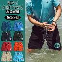 水着 サーフパンツ メンズ 海パン 海水パンツ サーフショーツ 大きいサイズ ショート