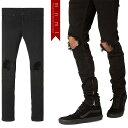 (ミニマル) mnml M1 STRETCH DENIM BLACK (LS:PANTS)(COLOR:BK) ボトムス ロングパンツ ジーンズ ストレッチデニム ブラック 国内正規品