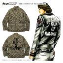 ショッピングCROW (クローズ ワースト) CROWS×WORST 5th T.F.O.Aキルティングジャケット (JACKET)(TFKJ-01OL) ジャケット アウター 国内正規品