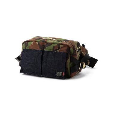 Levi's x Porter PTR67: 0001 Camouflage / Denim