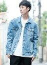 リーバイス LEVI'S トラッカージャケット/ライトカラー/CONE MILLS/13.5oz/メンズ(LEVIS 公式 ジーンズ ジャケット スキニー シャツ Tシャツ) 05P26Mar16