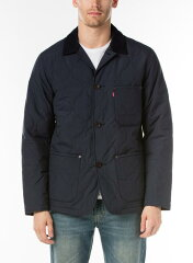 Levi's Thermore Engineers Coat 27698: 0000 Nightwatch Blue