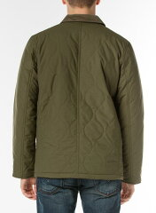 Levi's Thermore Engineers Coat 27698: 0001 Olive Night
