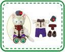 ダッフィー クリスマス 2015 ジェラトーニコスチュームセット 670 東京ディズニーシー限定 11/3発売