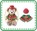ダッフィー クリスマス 2015 ダッフィーパークコスチュームセット 662 東京ディズニーシー限定 11/3発売