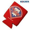 コルダー クージー 缶 クーラー 保温保冷 メンズ レディース KOLDER MLB フィラデルフィア フィリーズ [ rd ]