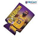 ウィンクラフト クージー 缶 クーラー 保温保冷 メンズ レディース WinCraft レブロン ジェームス NBA ロサンゼルス レイカーズ [ vt ]