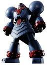 【中古】スーパーロボット超合金 ジャイアントロボ THE ANIMATION VERSION 約150mm ABS PVC ダイキャスト製 塗装済み可動フィギュア