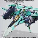 【中古】未開封品DX超合金 RVF-25メサイアバルキリー(ルカ アンジェローニ機)リニューアルVer.用スーパーパーツ&ゴーストセット