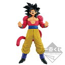 【中古】一番くじ ドラゴンボールGT SUPER MASTER STARS PIECE THE SUPER SAIYAN 4 SON GOKOU THE ANIME賞 b2