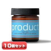 10個セット ザ プロダクト オーガニック ヘアワックス product Hair Wax 42g 国内正規品
