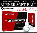 テーラーメイド ゴルフ ボール【TaylorMade】BUR...