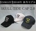 オークリー ゴルフ スカル キャップ【OAKLEY】SKULL TIDE CAP 2.0カラー:JET BLACK(01K)カラー:WHITE(100)カラー:...
