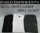 オークリー ゴルフ ウェア スカル クラウン ジャケット【OAKLEY】SKULL CROWN LIMBER SHELL JACKETカラー:JET BLACK(01K)カラー:WHITE(100)カラー:SHADOW(20G)