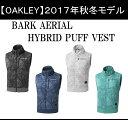 オークリー ゴルフ ウェア メンズ ベスト【OAKLEY】BARK AERIAL HYBRID PUFF VESTカラー:BLACK PRINT(00G)カラー:WHITE PRINT(186)カラー:BLUE STORM PRINT(66V)カラー:TURQUOISE PRINT(65V)412464JP