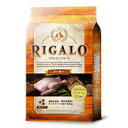 リガロ ターキー 1.8kg RIGALO グレインフリー/ハイプロテイン 【4562312013469】ドッグフード/ドライフード/成犬/プレミアムフード アレルギー対策