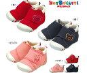 ミキハウスホットビスケッツ ベビーシューズ(11,5cm〜13,5cm)ミキハウス ご出産準備に 子供靴 出産祝い 出産お祝い 内祝い