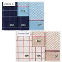 LACOSTE-ラコステ- Lサジェススポーツタオル1枚、フ...